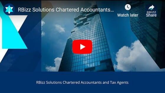 Video introduction of RBizz Solutions and its accounting and tax services in less than 6 minutes.